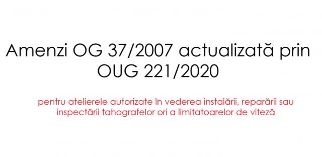 Amenzi ISCTR pentru atelierele autorizate