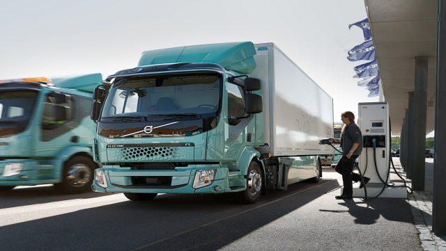 Camioanele electrice